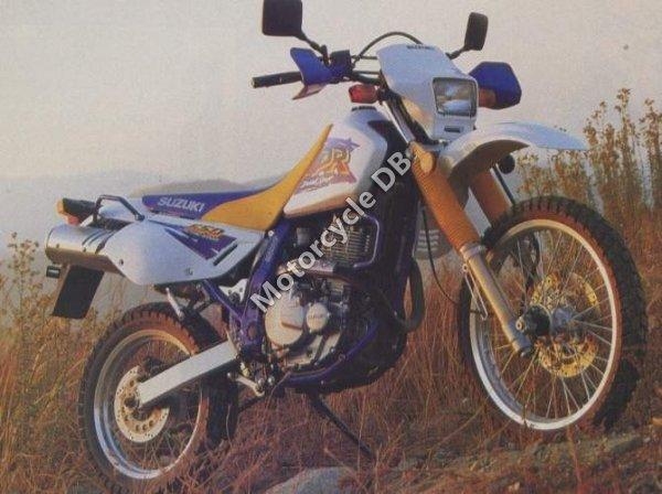 Suzuki DR 650 SE 1996 1705