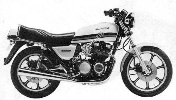 Kawasaki Z 750 L 1983 16624