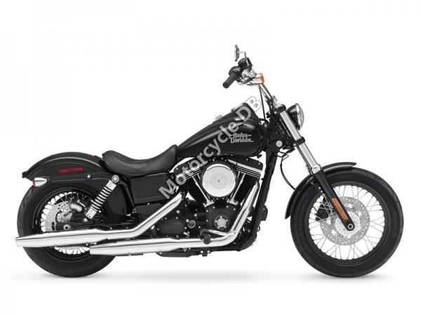 Harley-Davidson Dyna Street Bob 2013 22728