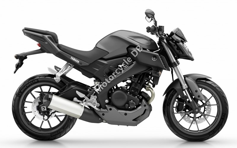 Yamaha MT-125 2017 25945