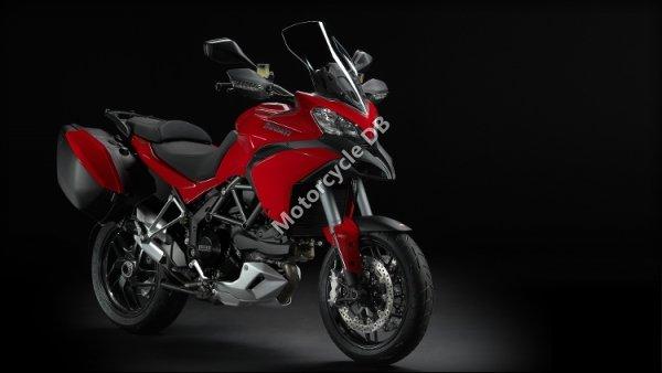 Ducati Multistrada 1200 S Touring 2014 23405