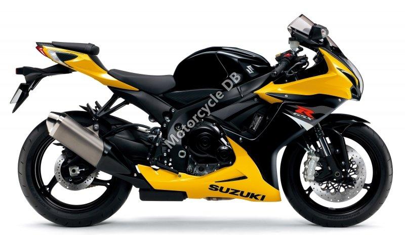 Suzuki GSX-R600 2015 27687