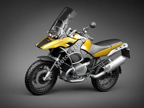 BMW R 1200 GS Adventure 2009 15020