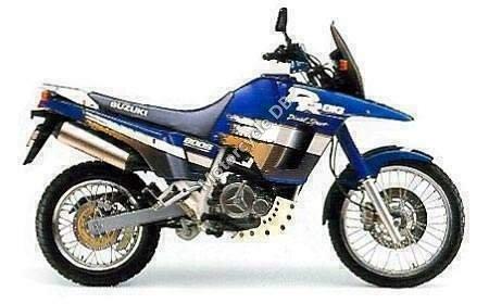 Suzuki DR Big 800 S (reduced effect) 1992 20179