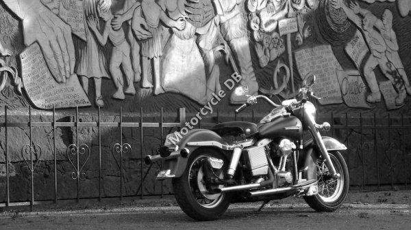 Harley-Davidson FLH 1340 Electra Glide 1980 22711