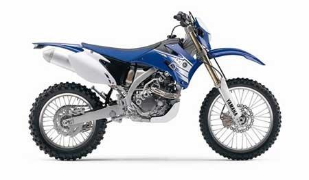 Yamaha WR 250 F 2007 2252