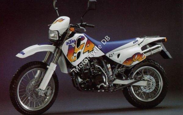 KTM 400 LC4 LSE 1997 9689