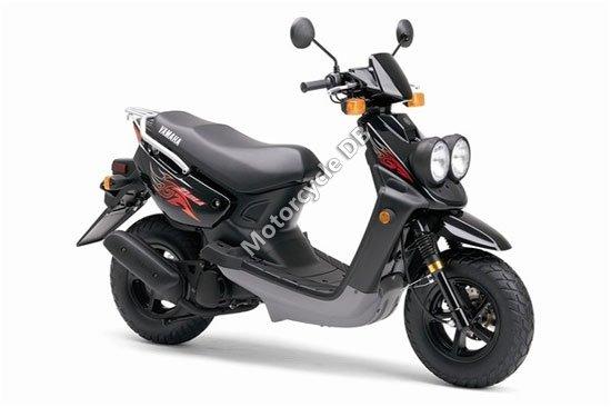 Yamaha Zuma 2009 3881