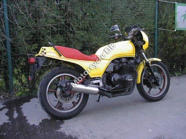 Kawasaki Z 550 Sport 1984 18342