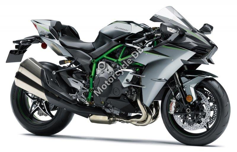 Kawasaki Ninja H2 2016 29091