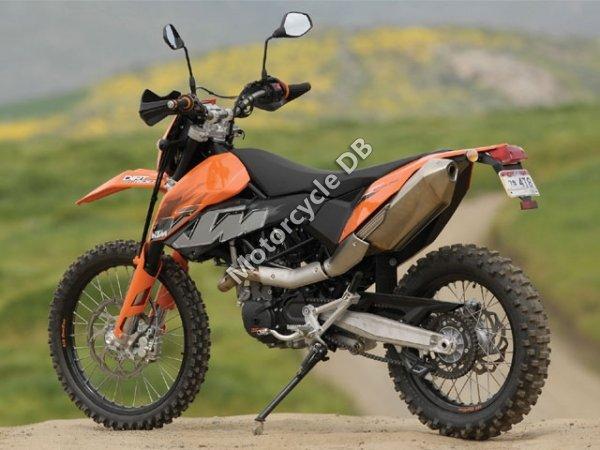 KTM 690 Enduro 2008 12700