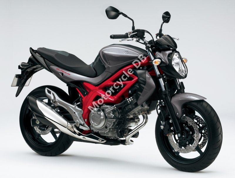 Suzuki SV650 2010 27936