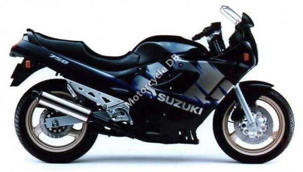 Suzuki GSX 750 F 1993 9680