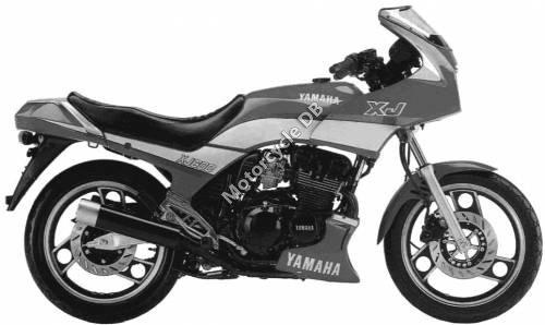Yamaha XJ 600 S 1984 16816