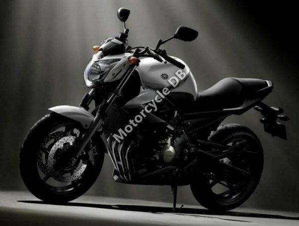 Yamaha XJ6 Diversion 2009 4007