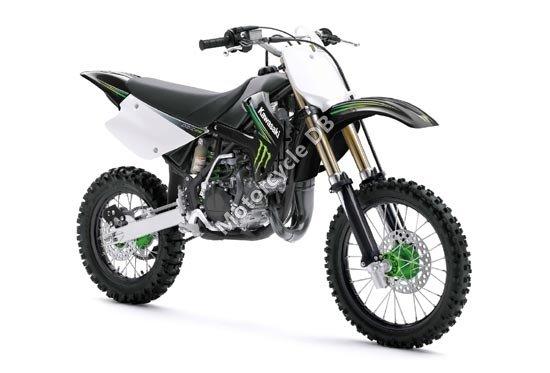 Kawasaki KX 85 Monster Energy 2009 3203