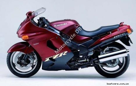 Honda VFR 750 F (reduced effect) 1989 10889
