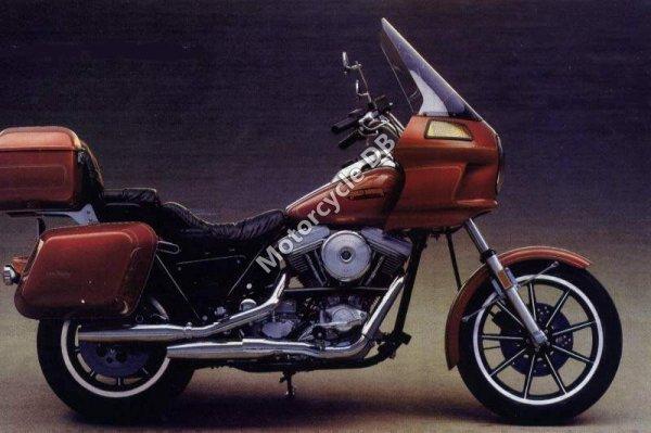 Harley-Davidson FXRT 1340 Sport Glide 1991 13744
