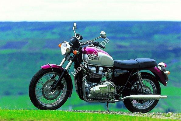 Triumph Bonneville 2001 5998
