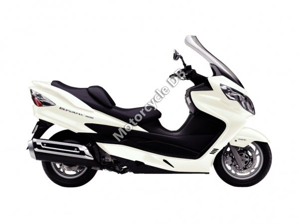 Suzuki Burgman 400 ABS 2012 22124