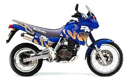 Suzuki DR 650 RSE 1996 12379