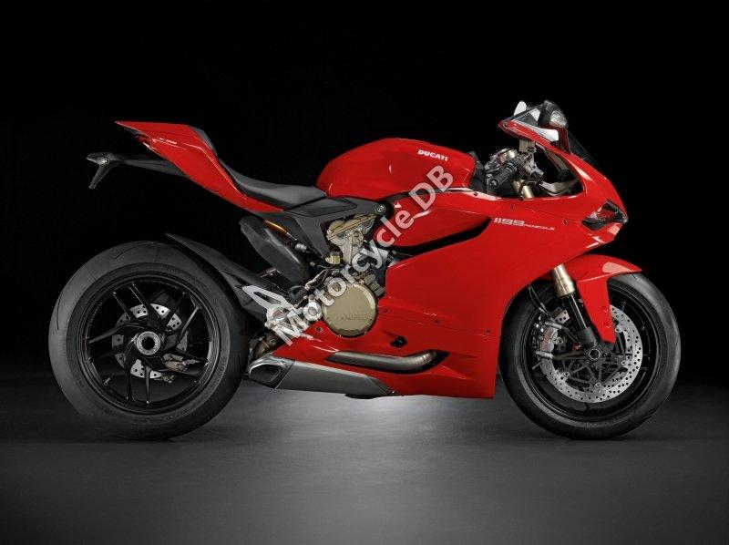 Ducati 1199 Panigale 2012 31670