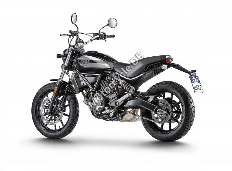 Ducati Scrambler Sixty2 2017 31228