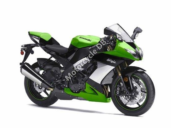 Kawasaki Ninja ZX-10R 2009 3523