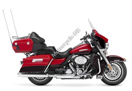 Harley-Davidson FLHTK Electra Glide Ultra Limited 2011 4602