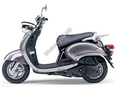 Yamaha Vino 2005 16717