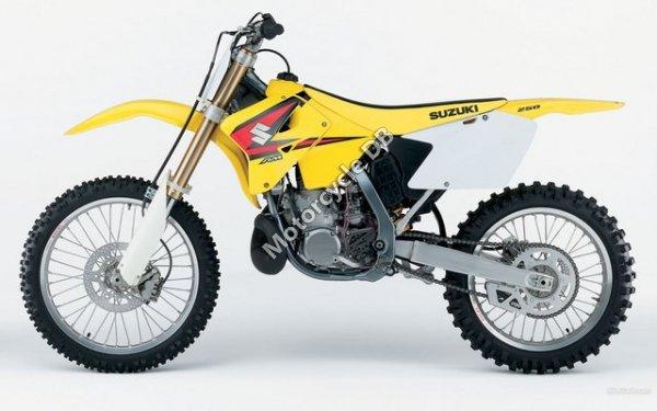 Suzuki RM 250 2005 9620