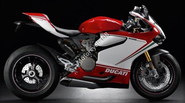 Ducati 1199 Panigale S Tricolore 2013 23140