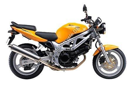 Suzuki SV 650 2001 5991