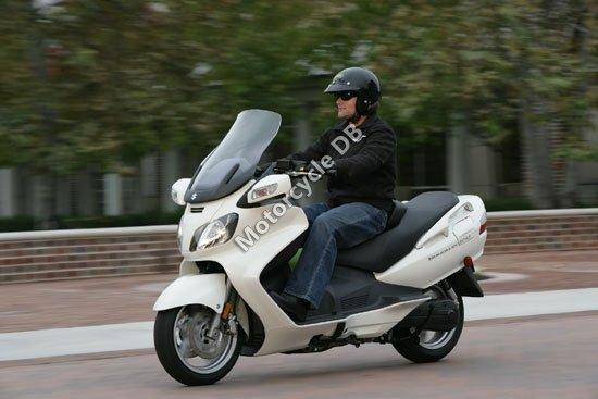 Suzuki Burgman 650 2007 2100