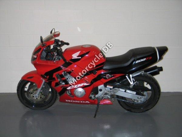 Honda CBR 600 F 1998 14863
