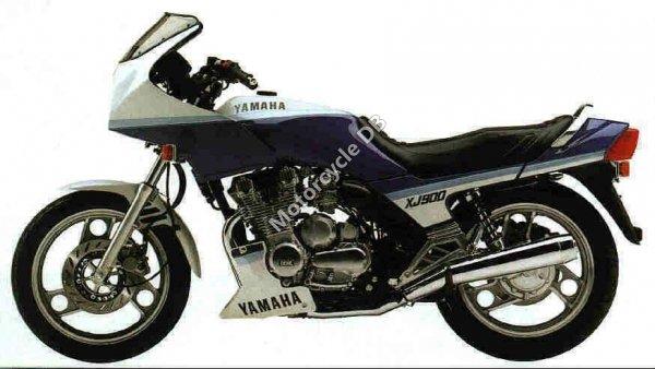 Yamaha XJ 900 F 1991 12236