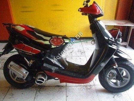 Yamaha BWs NG 2009 7700