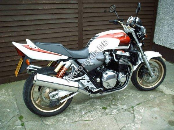 Honda CB 1300 2007 14882