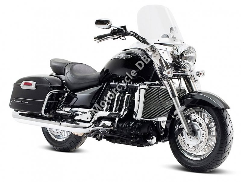Triumph Rocket III Touring 2008 12107 Thumb