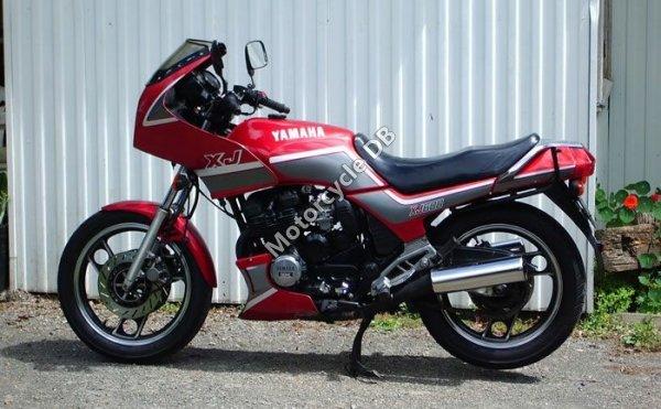 Yamaha XJ 600 1988 17260