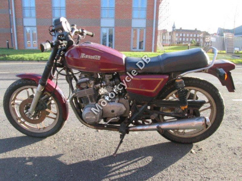 Benelli 654 T 1983 25195