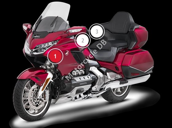 Honda Gold Wing 2018 24406
