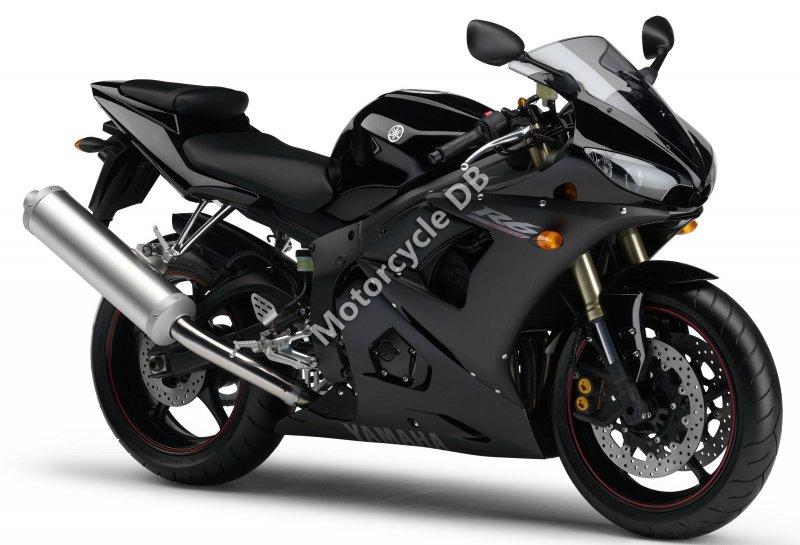 Yamaha YZF-R6 2004 25648