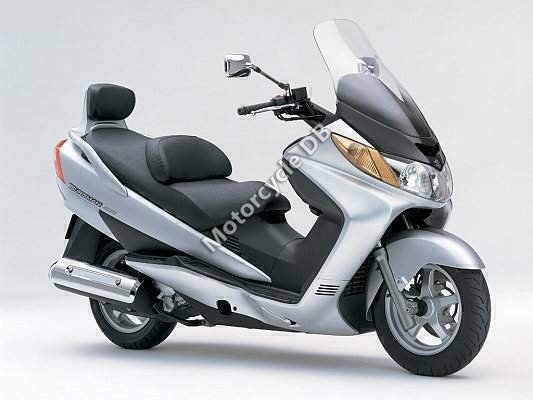 Suzuki AN 400 Burgman 2003 1685