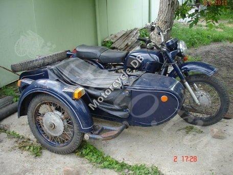 Dnepr MT 11 (with sidecar) 1991 11109