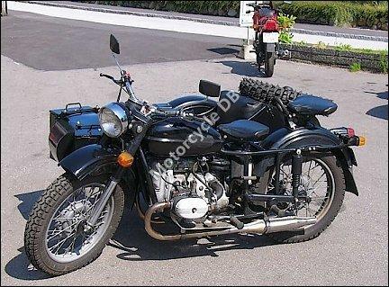 Ural M 67-6 1987 14870