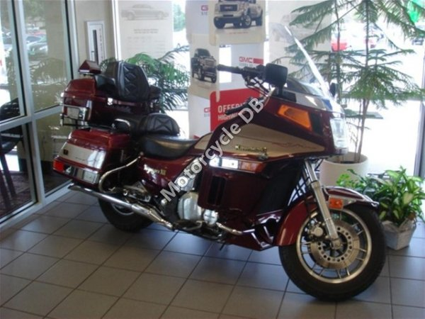 Kawasaki Voyager XII 2001 7711
