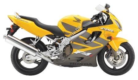 Honda CBR 600 F4i 2006 5240