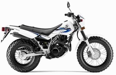 Yamaha TW200 2013 22924