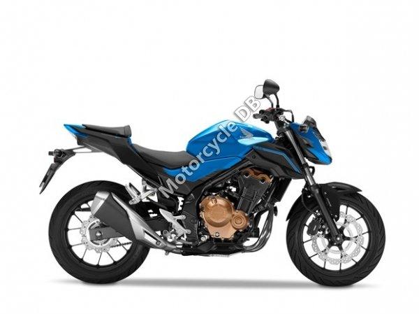 Honda CB500F 2018 24456